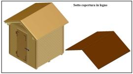 Sottocopertura in legno 1