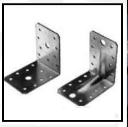Staffe zincate di collegamento 1