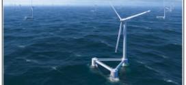L'eolico offshore. L'energia alternativa, speranza per il futuro.