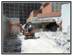 Demolizione edificio per ricostruzione 1 1