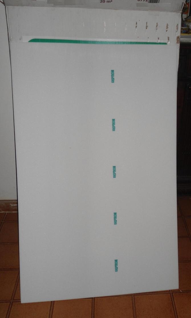 Isolamento termico interno di un vano con pannelli di - Rivestimento termico interno ...