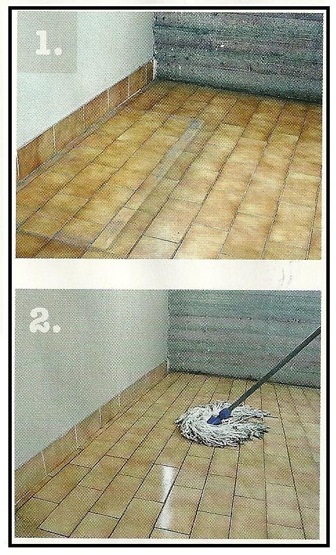 Come eliminare le infiltrazioni dai pavimenti di terrazze e balconi - Crepe nelle piastrelle del pavimento ...