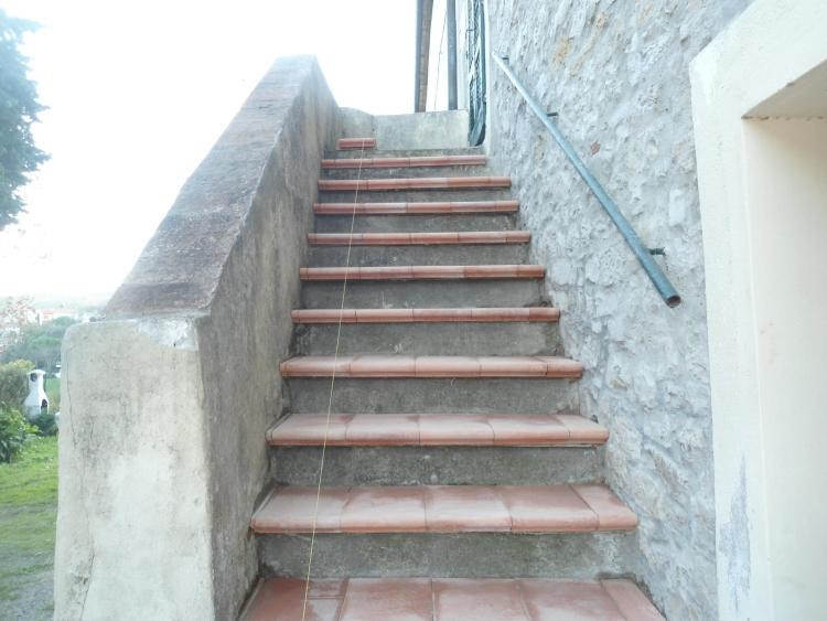 Scala Da Esterno In Legno : Scale da esterno latest scale elicoidali with scale da esterno