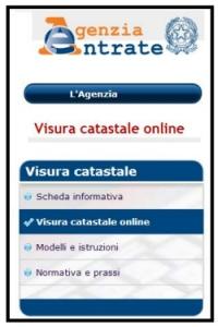 Rebdita catastale online 1 1