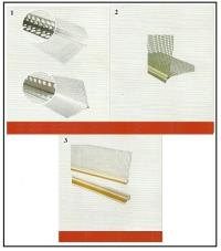 Accessori per isolamenti termici a cappotto o interni - 2 p