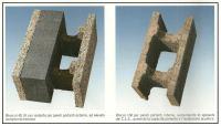 Blocchi cassero in legno cemento 1