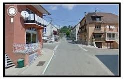 Strada in un centro abitato 1 1