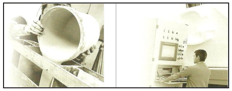 Gli elementi e i sistemi decorativi in edilizia per - Elementi decorativi in polistirolo per interni ...