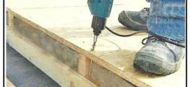 Un modulo termoisolante pronto in lana, per tetti in legno e C.A.