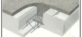 Un solaio in pannelli termoacustici in EPS, con travetti a traliccio