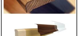 Vari tipi di battiscopa per qualsiasi stile di abitazione