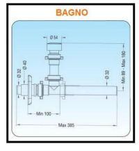 Una valvola anti gorgoglio per i sanitari della cucina e del bagno 1