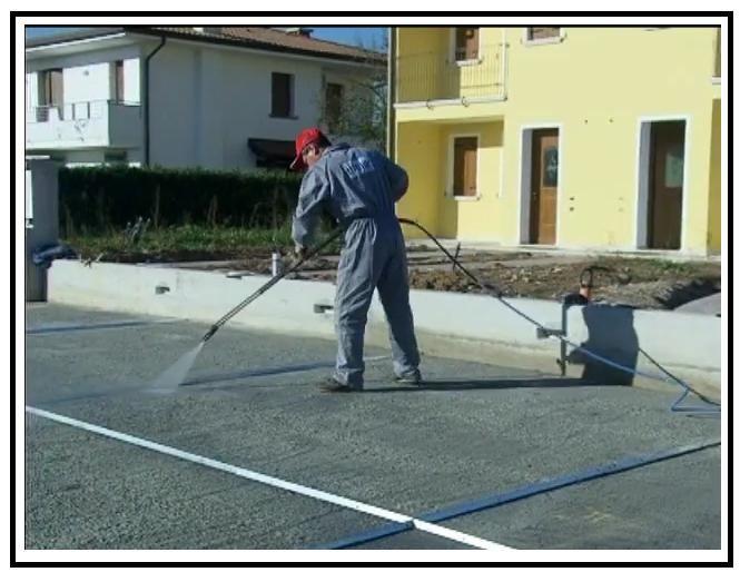 Pavimentazioni con effetti naturali e suggestivi per - Idropulitrice per pavimenti interni ...