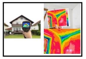 Termocamera ad infrarossi 1 1