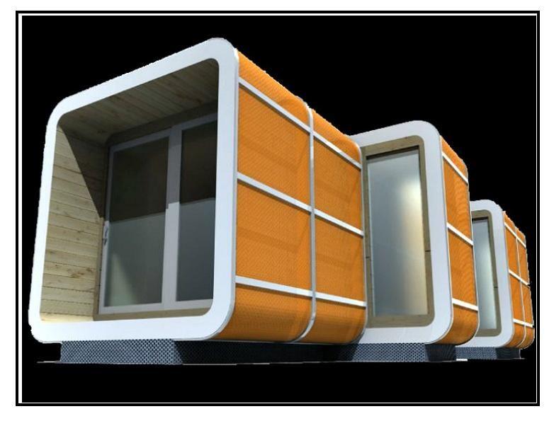 Moduli prefabbricati scatolari per l 39 edilizia for Modelli di casa per la costruzione