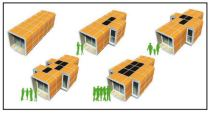 Moduli prefabbricati scatolari per una edilizia del futuro 1