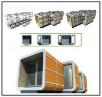 Moduli prefabbricati scatolari per una edilizia del futuro A