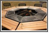 Superata la fase della cottura appartata in un angolo del giardino