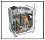 Interno pompa di calore Elco 1