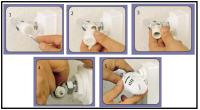 9 Radiatori e trasformazione di una valvola termostatizzabile in valvola termostatica 1