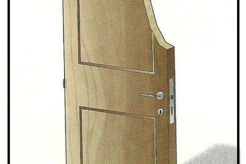 Come scegliere la porta che fa per noi - Tipi di porta ...