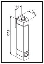 Misure del verticale 1