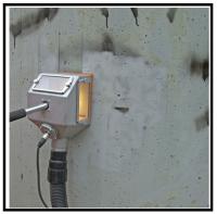Pulizia su cemento 2