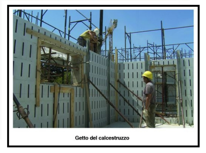 ... laterali per le pareti in presenza di aperture e linee verticali