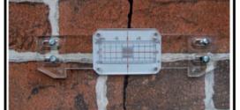 Sistemi fissi e rimovibili di controllo per lesioni su edifici