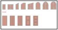 Modelli scuri interni 1