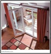 Porta finestra in PVC p