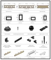 Sezioni ed accessori 1