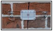 Sistemi fissi e rimovibili di controllo per lesioni su edifici 1