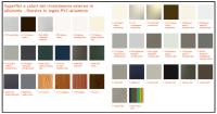 Superfici e colori esterni 1
