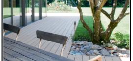 Un innovativo sistema per pavimentazioni per esterni in materiale Hi-tech ecologico