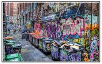 Un liquido antibarriera repellente contro i graffiti 1