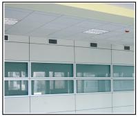Controsoffittature in pannelli in fibra semplice o rinforzata 3