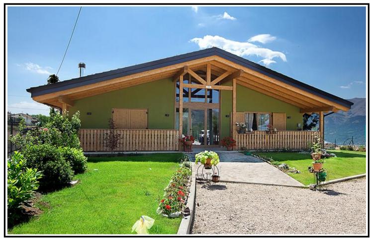 Edifici in legno per un futuro pi vivibile for Spargere i piani della casa degli ospiti