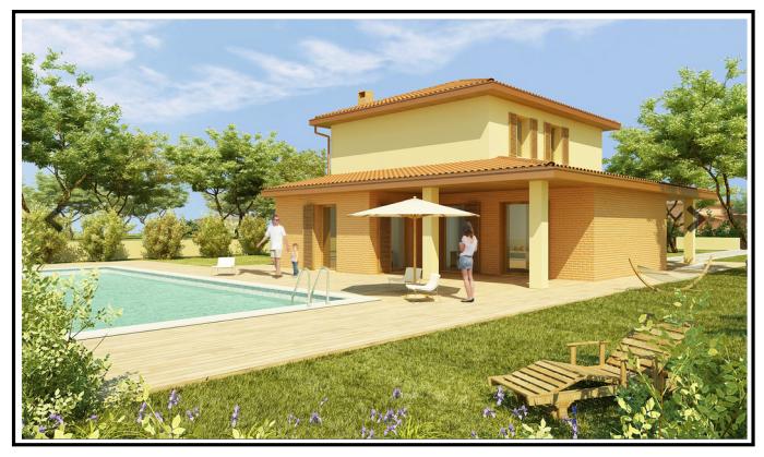Case in legno e un facile sistema per costruirle for Fondazioni per case in legno