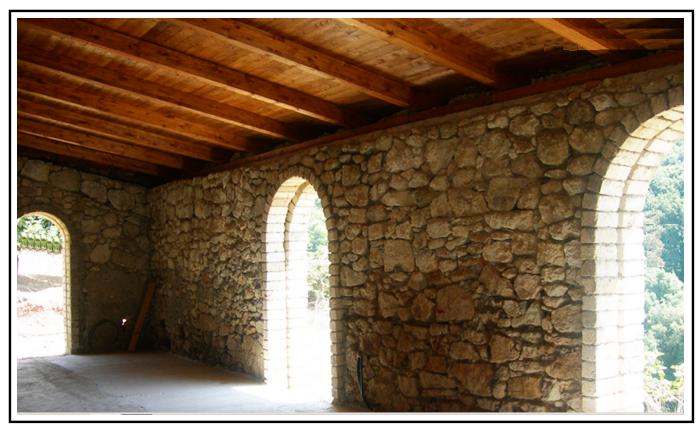 Un sistema pratico per costruire archi e volte di diversa for Archi per interni appartamenti