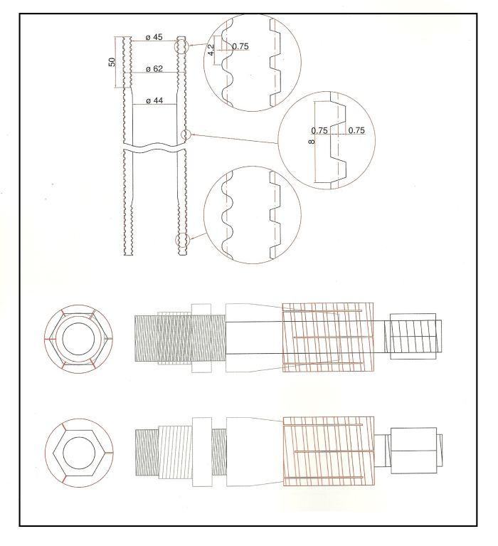 Un particolare micropalo per sollevare e consolidare le for Consolidare un terreno