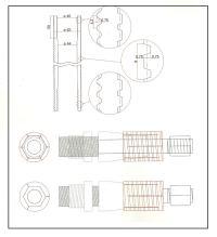 Caratteristiche del micropalo 1