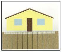 Casa raddrizzata e consolidata 1