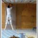 A Posa a secco di pannelli interni in terra cruda