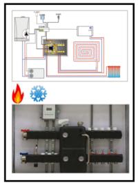 Trattamento a norma di legge dell'acqua degli impianti termici 1