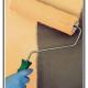 A Una pittura per esterni interni idrorepellente e resistente agli UV