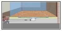 Sifone per doccia a filo pavimento 1