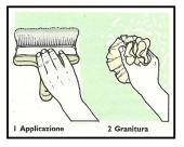 Applicazione granitura 1