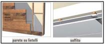 Pareti e soffitto  1