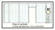 Posa verticale 1
